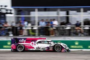 #48 Action Express Racing Cadillac DPi, DPi: Jimmie Johnson, Kamui Kobayashi, Simon Pagenaud