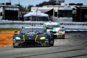 #23 Heart of Racing Team Aston Martin Vantage GT3, GTD: Ian James, Ross Gunn, Roman De Angelis