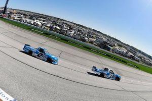 Zane Smith, GMS Racing, Chevrolet Silverado and Sheldon Creed, GMS Racing, Chevrolet Silverado