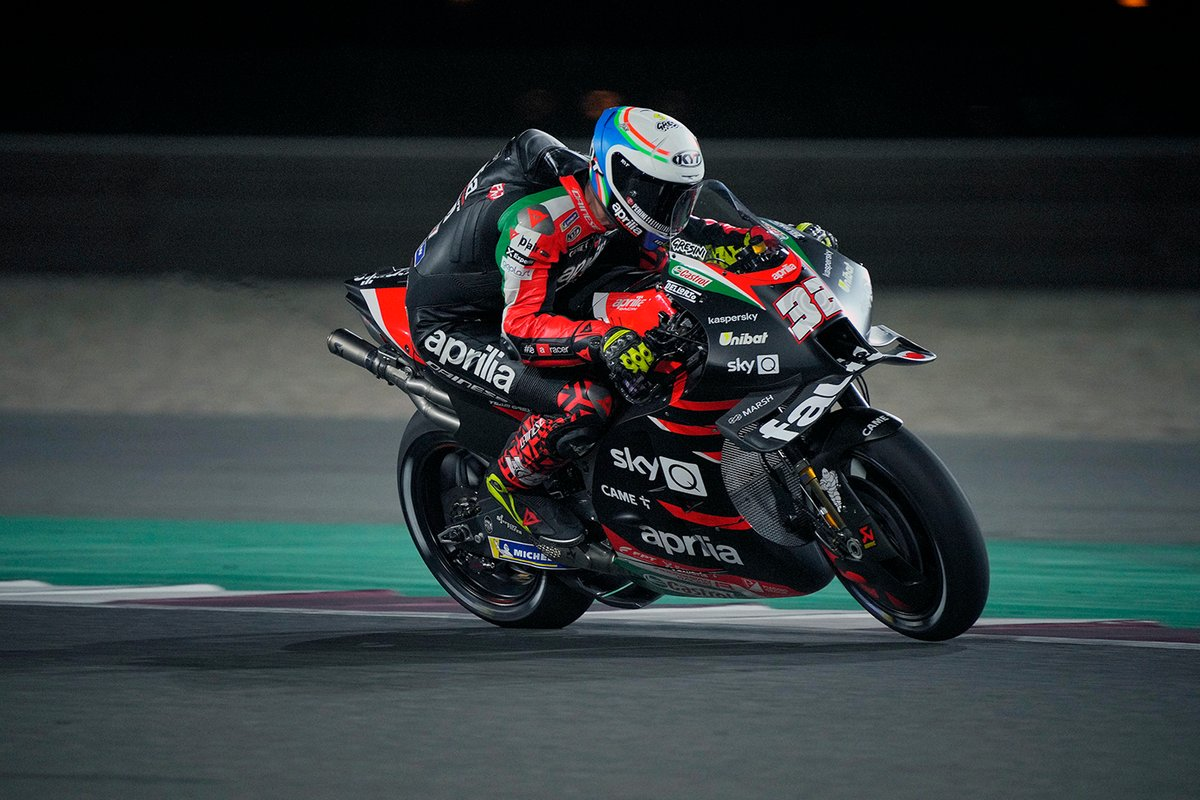 Lorenzo Savadori, Aprilia Racing Team