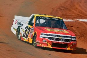 Myatt Snider, Reaume Brothers Racing, Chevrolet Silverado Louisiana Hot Sauce