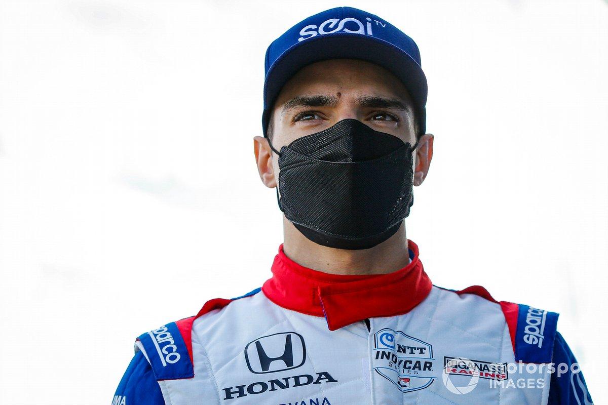 Alex Palou, Chip Ganassi Racing Honda