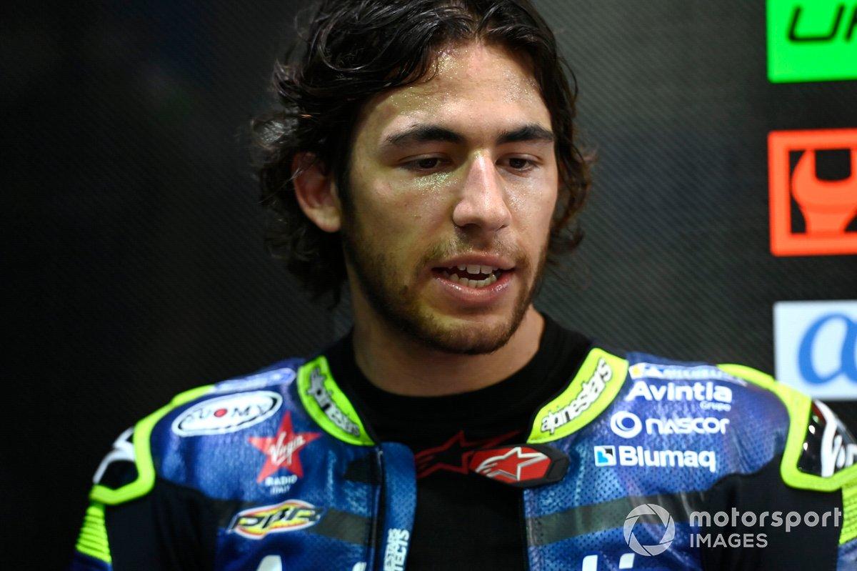 Enea Bastianini, Esponsorama Racing
