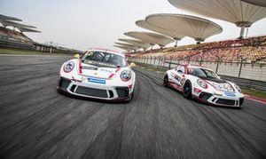 Earl Bamber Motorsport Porsches