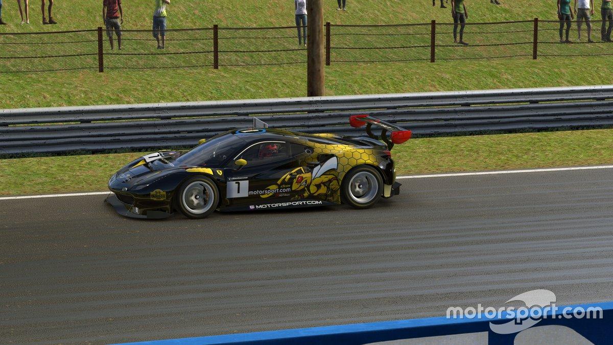 Motorsport.com TR eTeam, Bathurst