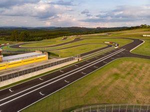 Nova sede da Crown Racing no Velocitta