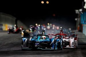Oliver Turvey, NIO 333, NIO 333 001, Nico Müller, Dragon Penske Autosport, Penske EV-4