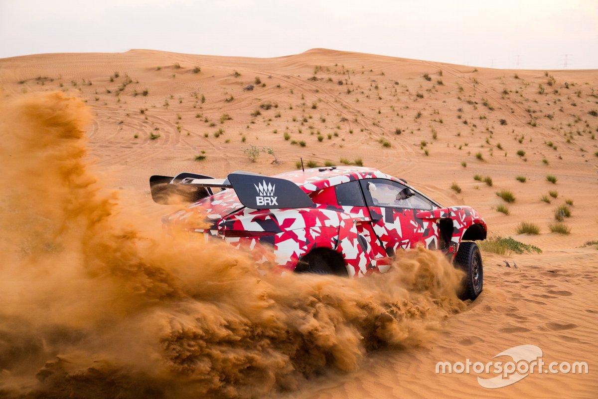 Bahrein Raid Xtreme BRX T1