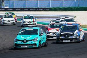 Massimiliano Danetti, PMA Motorsport, Renault Clio 1.6 Turbo