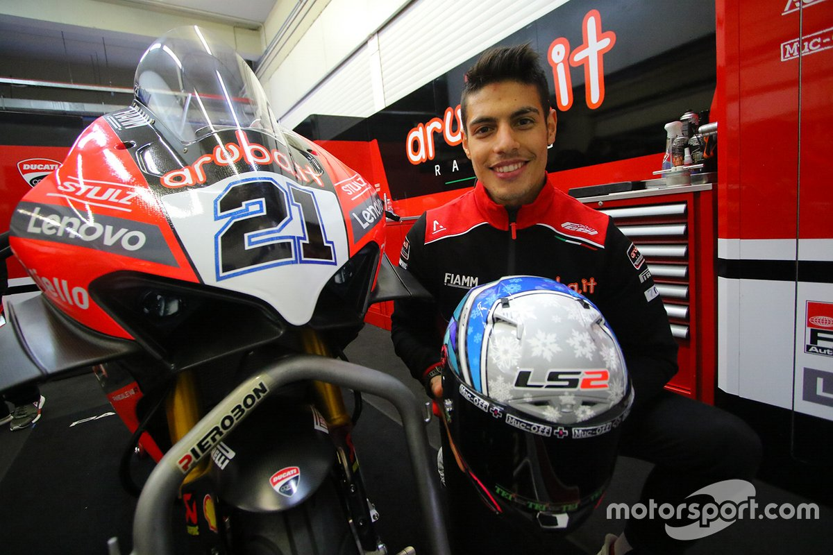 Michael Ruben Rinaldi, ARUBA.IT Racing – Ducati