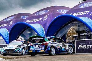 Gus Greensmith, Elliot Edmondson, M-Sport Ford WRT Ford Fiesta WRC, Teemu Suninen, Mikko Markkula, M-Sport Ford WRT Ford Fiesta WRC