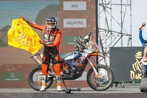 #39 Benjamin Melot KTM: Benjamin Melot
