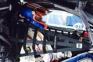 #46 Kessel Racing Monster VR46, Ferrari 488 GT3: Luca Marini