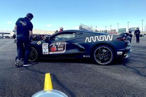 Sam Schmidt, Arrow Chevrolet Corvette C8 SAM car (semi-autonomous)