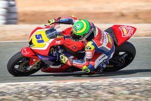 Eric Granado treina na Espanha
