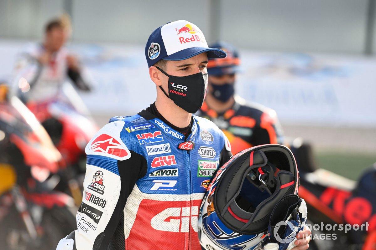 Alex Márquez, Team LCR Honda