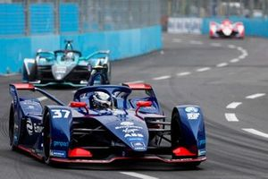 Nick Cassidy, Envision Virgin Racing, Audi e-tron FE07, Tom Blomqvist, NIO 333, NIO 333 001