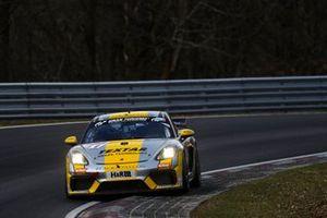 #161 Porsche Cayman GT4 CS: 'Iceman', Carsten Palluth, Tobias Wahl