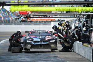#24 BMW Team RLL BMW M8 GTE, GTLM: John Edwards, Jesse Krohn, Augusto Farfus, Marco Wittmann