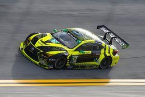 #12 Vasser Sullivan Lexus RC F GT3, GTD: Frankie Montecalvo, Robert Megennis, Townsend Bell, Zach Veach