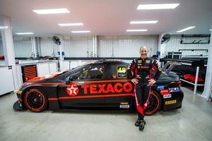 Tony Kanaan na Stock Car