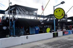Boxenplatz: Kevin Harvick, Stewart-Haas Racing