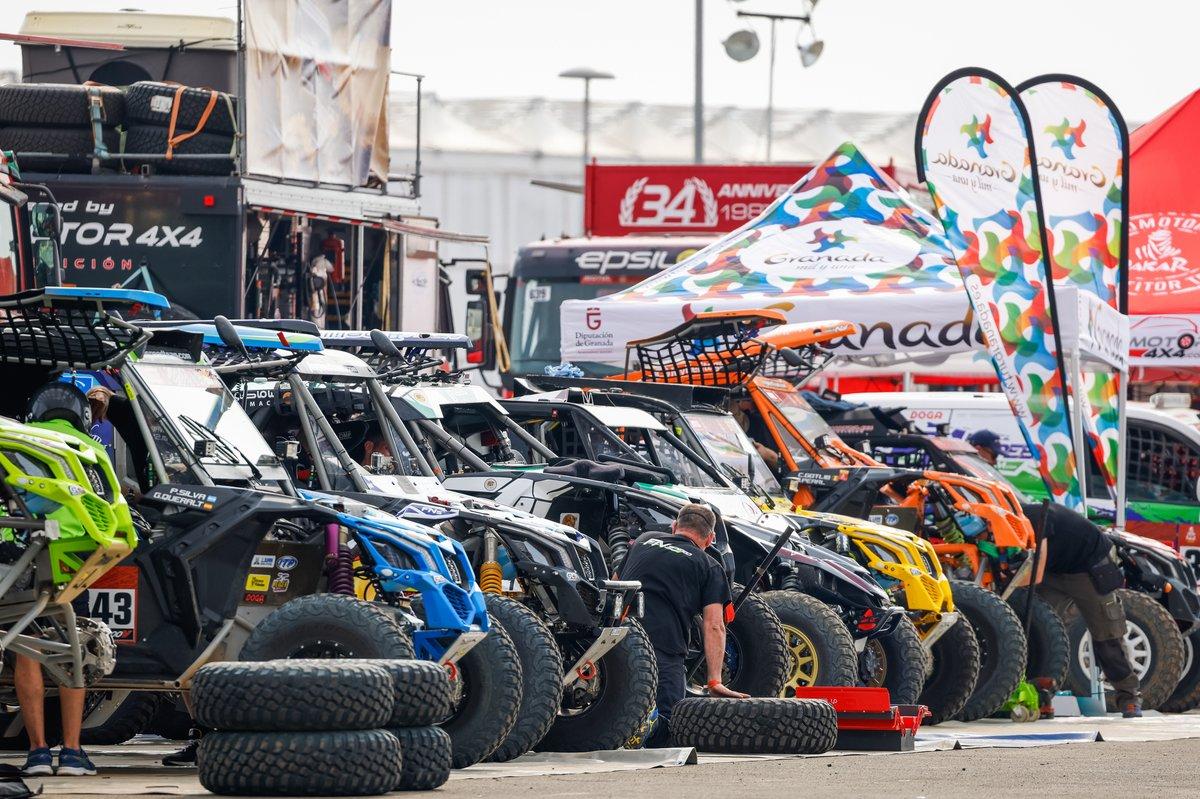 SSV del Dakar 2021