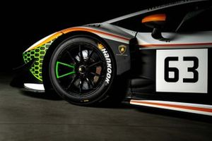 #63 Lamborghini Huracan GT3 Evo, FFF Racing Team: Andrea Caldarelli, Marco Mapelli, Giacomo Altoè, Mirko Bortolotti