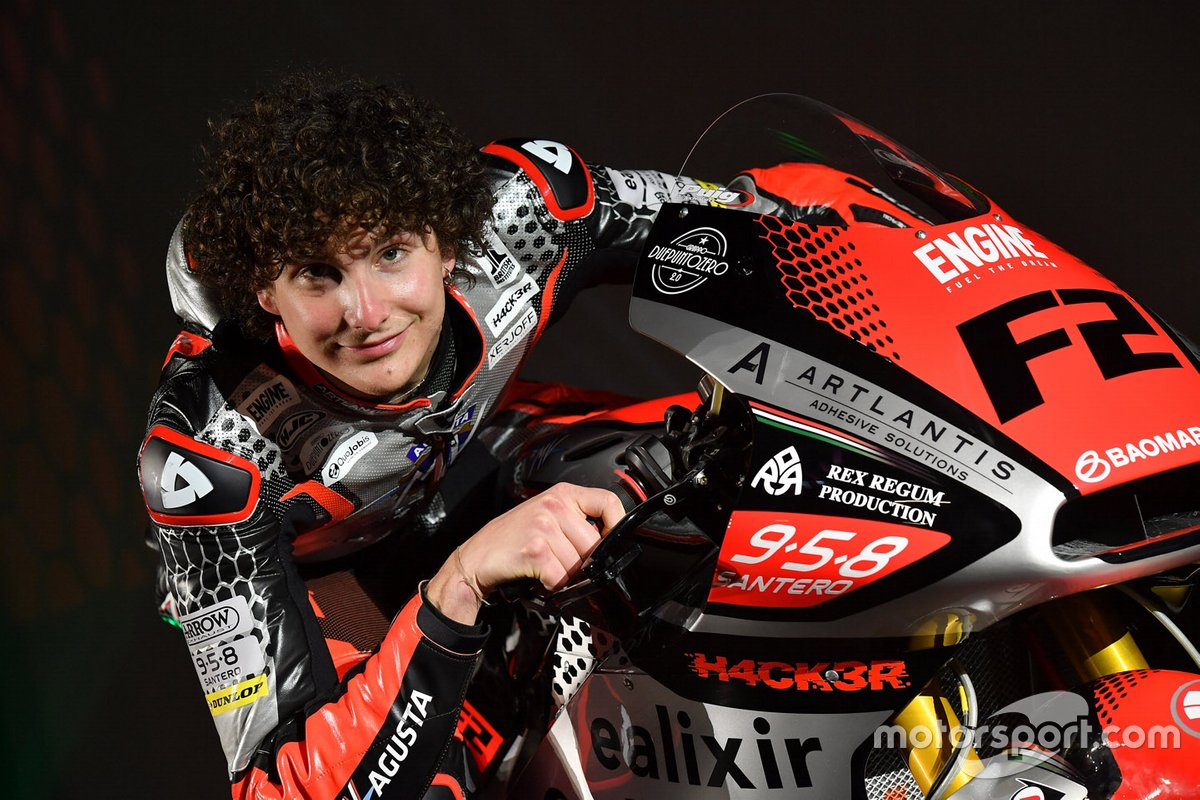 Lorenzo Baldassarri, MV Agusta Forward Racing