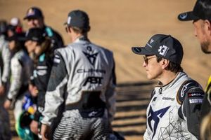 Jenson Button, JBXE Extreme-E Team and Claudia Hurtgen, ABT CUPRA XE