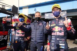 Toshiki Oyu, Ukyo Sasahara, #16 Red Bull MOTUL MUGEN NSX-GT