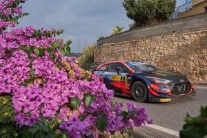 Oliver Solberg, Craig Drew, Hyundai 2C Competition Hyundai i20 Coupe WRC