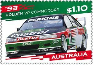Australia Post Holden stamp