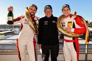 #30 Frikadelli Racing Team Porsche 911 GT3 R: Klaus Abbelen, Felipe Fernández Laser, Tobias Müller