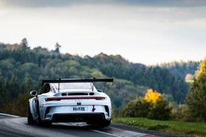 #52 Porsche 911 GT3 Cup: Mustafa Mehmet Kaya, Maik Rosenberg, Mike Stursberg