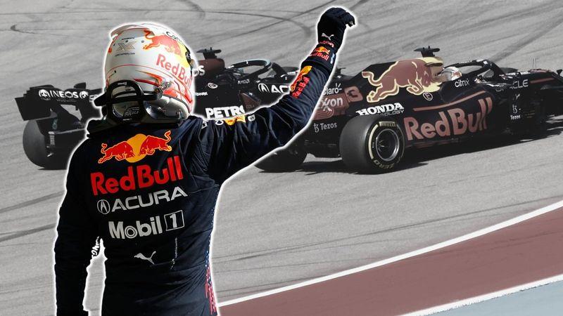 Hat Mick das Rennen entschieden? Verstappen siegt in Austin!