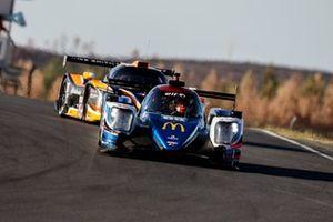 #65 Panis Racing Oreca 07 - Gibson LMP2, Julien Canal, William Stevens, James Allen