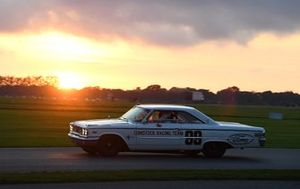Roy Pierpoint Cup, Attwood Dalglish Ford Galaxie
