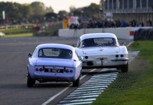 Moss Trophy Alan Letts Corvette