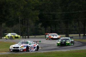 #96: Turner Motorsport BMW M6 GT3, GTD: Robby Foley, Bill Auberlen