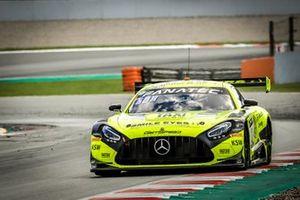 #2 GetSpeed Mercedes-AMG GT3: Florian Scholze, Olivier Grotz, Nico Bastian