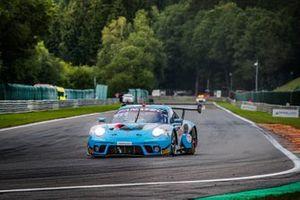 #61 EBM Giga Racing Porsche 911 GT3-R: Wolfgang Triller, Reid Harker, Will Bamber, Carlos Rivas