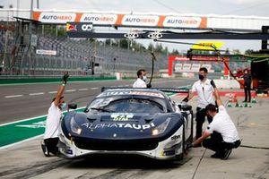 Alex Albon, AF Corse Ferrari 488 GT3 Evo