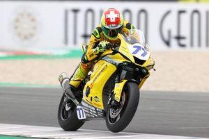 Dominique Aegerter, Ten Kate Racing Yamaha
