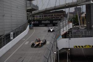 Jean-Eric Vergne, DS Techeetah, DS E-Tense FE21, Norman Nato, Venturi Racing, Silver Arrow 02