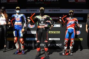 Toprak Razgatlioglu, PATA Yamaha WorldSBK Team, Jonathan Rea, Kawasaki Racing Team WorldSBK, Alvaro Bautista, Team HRC