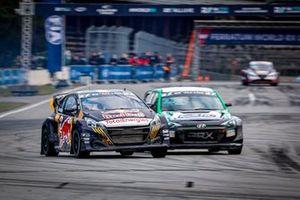 Kevin Hansen, Hansen World RX Team Peugeot 208, Krisztián Szabó, GRX-SET World RX Team Hyundai i20