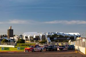 Supercars-Action in Townsville
