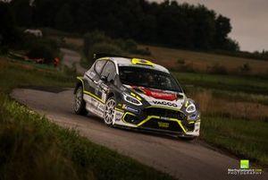 Erik Cais, Jindřiška Žáková, Ford Fiesta MkII Rally2