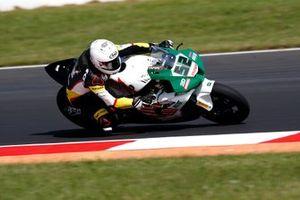 Alessandro Delbianco, MIE Racing Honda Racing
